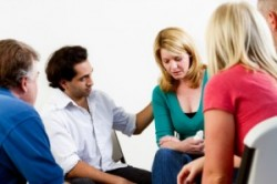 Substance abuse support groups
